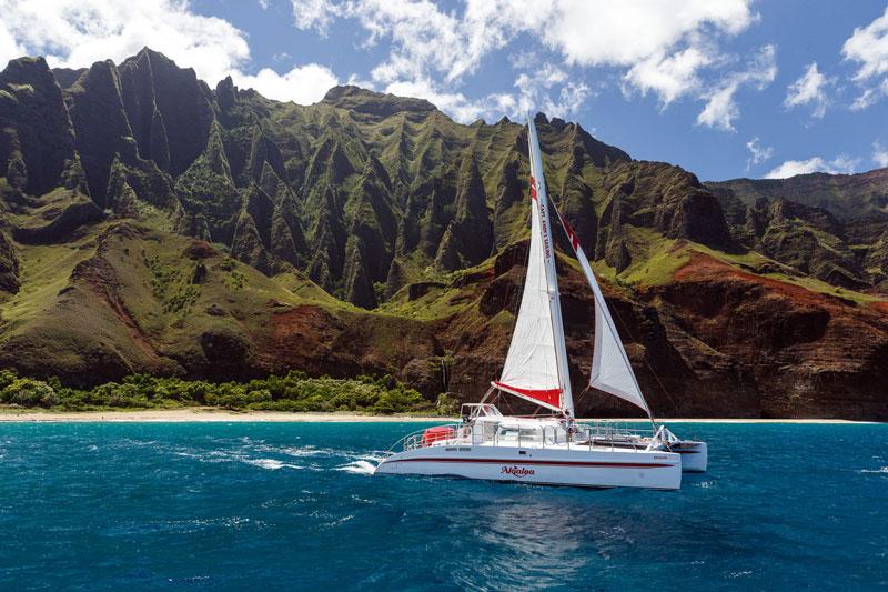 Kauai Na Pali Sunset Cruise On The